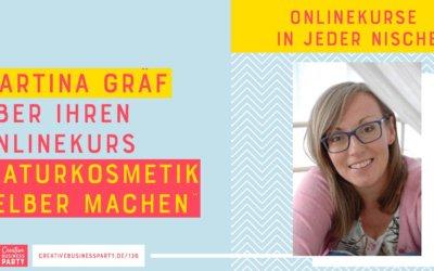 Onlinekurse in jeder Nische – Im Interview mit Martina Gräf