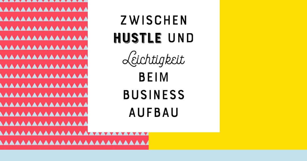 Weihnachtsgrüße – Hustle Vibes beim Online Business Aufbau?