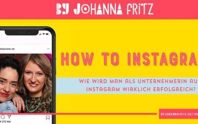 Instagram für Unternehmen und Selbstständige mit den Pinatas