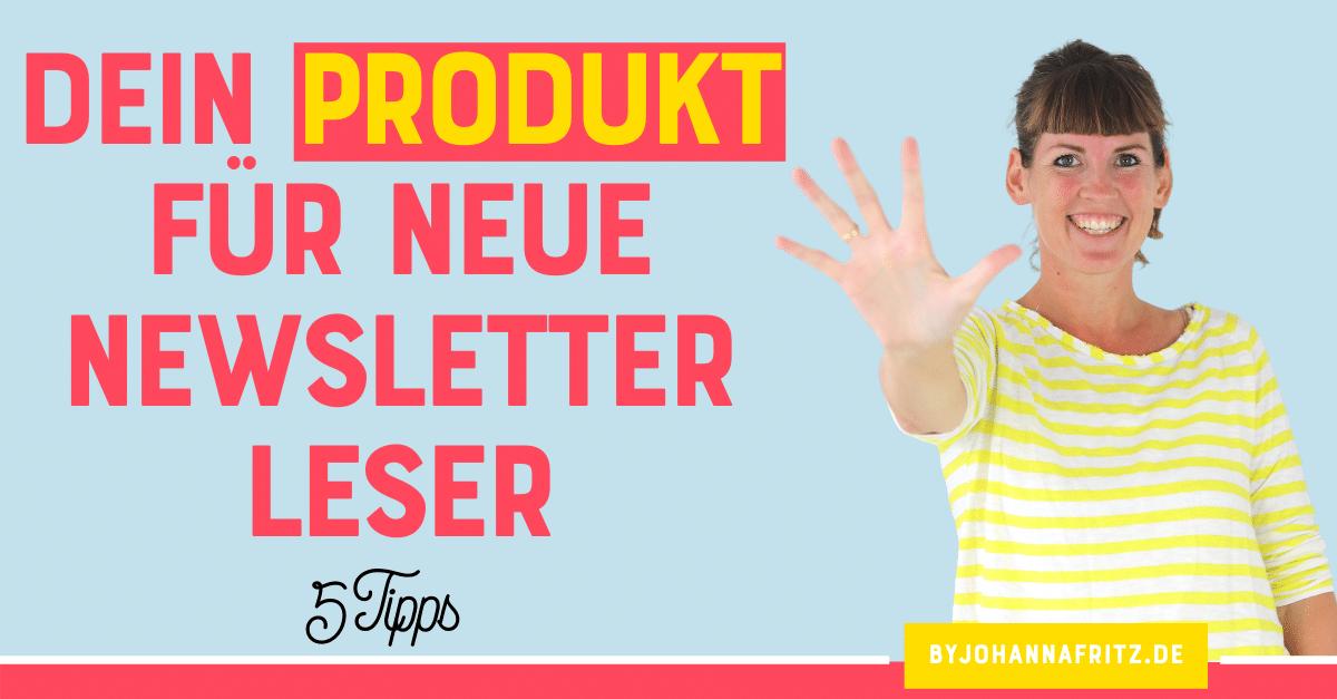 Minimum Viable Product: So erstellst du ein Produkt für neue Newsletter Leser