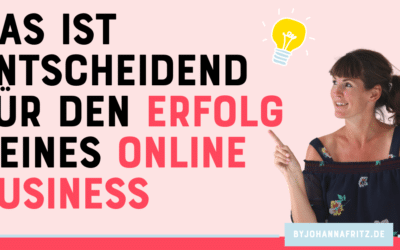 Der Keller: Die Basis für deinen Online Business Erfolg